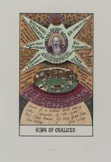HEXEN 2.0/Tarot/King of Chalices - Stafford Beer / HEXEN 2.0/Tarot/Król Kielichów - Stafford Beer