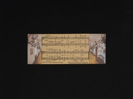 Gerhard Ruehm, Heimat, liebe Heimat (Dom, słodki dom), z serii: Geistliche Gesänge (Duchowe pieśni)