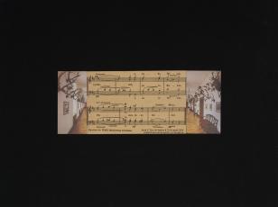 Heimat, liebe Heimat (Dom, słodki dom), z serii: Geistliche Gesänge (Duchowe pieśni)