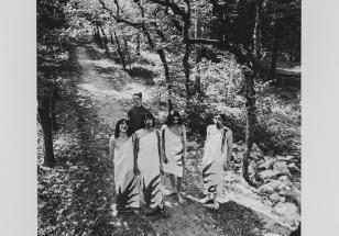 Fotografia członków zespołu