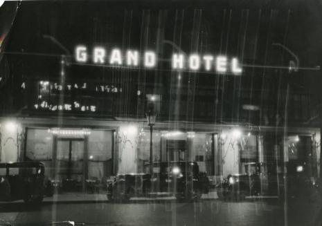 Janusz Maria Brzeski, Grand Hotel