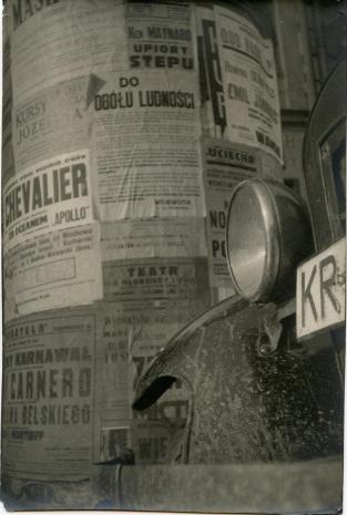 Janusz Maria Brzeski, Reklamy