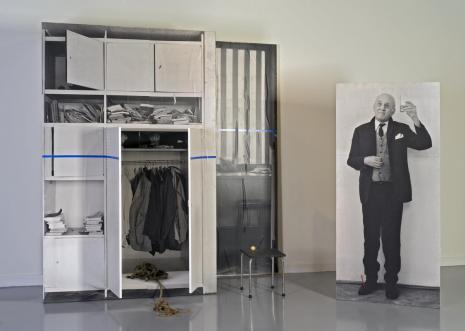 Edward Krasiński,   Atelier artysty
