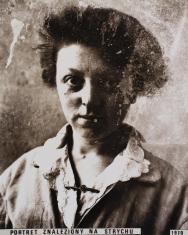 Portret znaleziony na strychu