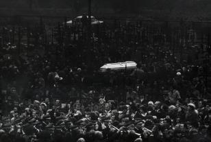 Pogrzeb Bogdana Włosika, Nowa Huta, 20. 10. 1982