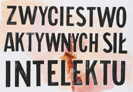 Jadwiga Sawicka,   Zwycięstwo aktywnych sił intelektu