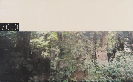 R. H. Quaytman, Łódzki wiersz, Rozdział 2 (żydowski cmentarz)
