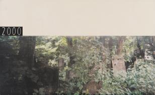 Łódzki wiersz, Rozdział 2 (żydowski cmentarz)
