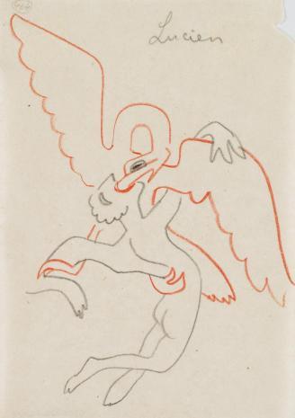 Siergiej Eisenstein, Bez tytułu (Lucien)