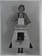 Hausfrauen Küchenschürze/ Housewives' Kitchen Apron