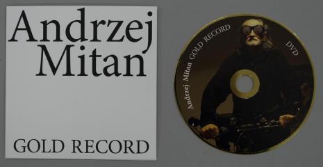 Andrzej  Mitan, Płyty bezdźwięczne: GOLD RECORD/ SILVER RECORD/ BRONZE RECORD