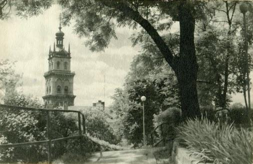Zakład Fotograficzny W. Arasimowicz, Fotografie Lwowa: Cerkiew Wołoska i Cmentarz Orląt Lwowskich