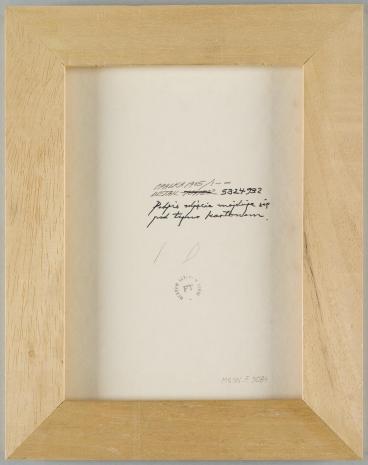 Roman Opałka, OPAŁKA 1965/1-∞, Detal 5324932