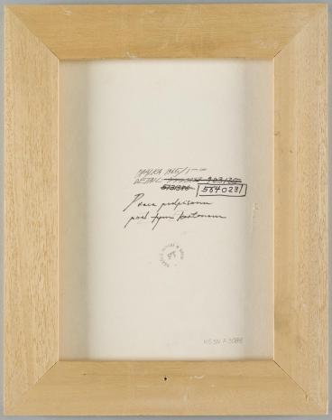 Roman Opałka, OPAŁKA 1965/1-∞, Detal 5640231
