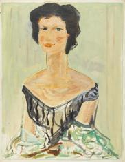 Portret Pani Kiernik