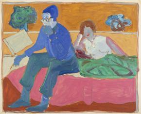 Portret Zygmunta Madejskiego i Marii Gałeckiej