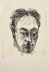 Portret Stefana Buczkowskiego (brata artysty)