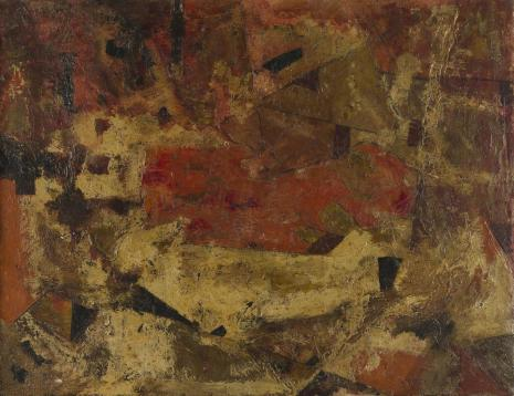 Leopold Buczkowski, Bez tytułu, z cyklu: Obrazy abstrakcyjne