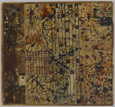 Leopold Buczkowski, Prawo Florencji, z cyklu: Obrazy abstrakcyjne
