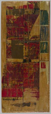 Leopold Buczkowski, Ułani nad Bzurą. Dla sztandaru, z cyklu: Obrazy abstrakcyjne