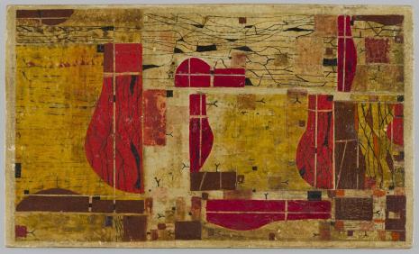 Leopold Buczkowski, Przygoda w kuchni, z cyklu: Obrazy abstrakcyjne