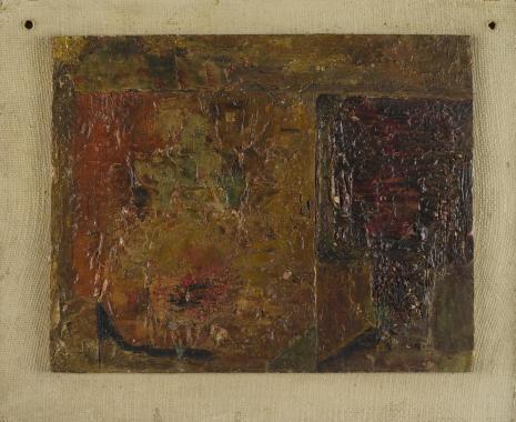Leopold Buczkowski, Ocalina, z cyklu: Obrazy abstrakcyjne