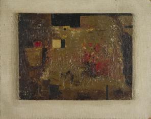 Entropia, z cyklu: Obrazy abstrakcyjne
