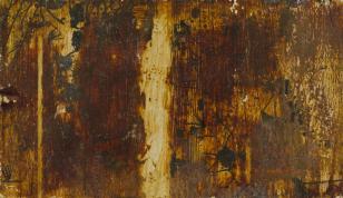 Podskarbinka, z cyklu: Obrazy abstrakcyjne