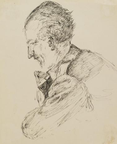 Leopold Buczkowski, Bez tytułu, z cyklu: Varia