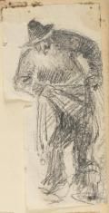 Bez tytułu, z cyklu: Rysunki z Podola, lata 30-te XX wieku