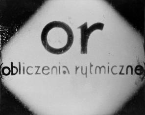 OR - obliczenia rytmiczne