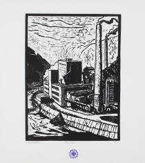Monumental Retroavant-garde, z cyklu: Czerwona dzielnica  [Rdeći revirji]