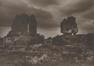 Ul. Nalewki, getto, z cyklu: Warszawa 1945