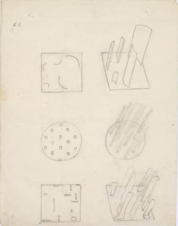 Henryk Wiciński,  Notatnik artysty [Rysunek]