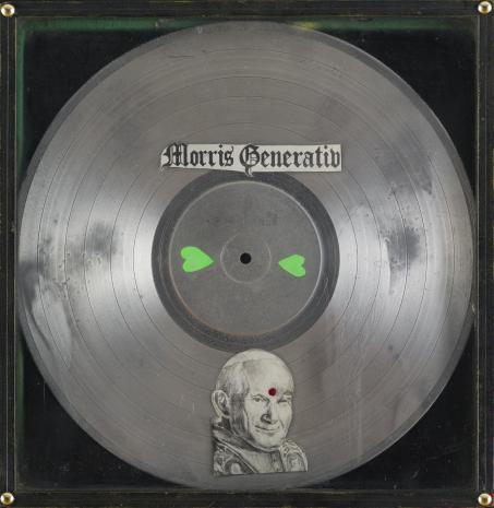 Marcelo Zammenhoff, Srebrna płyta Morris Generativ