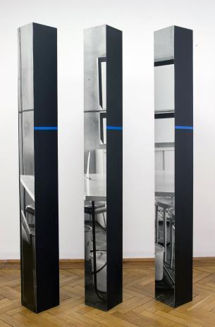Edward Krasiński, Atelier - Puzzle