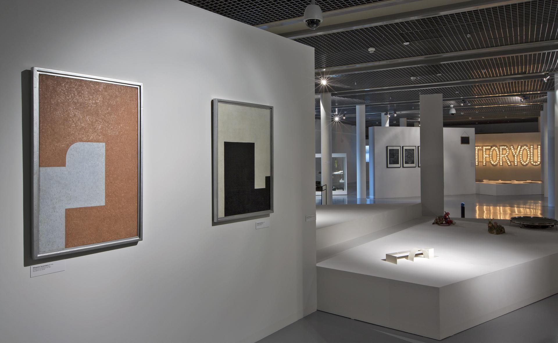 #otwarty Atlas nowoczesności. Kolekcja sztuki XX i XXI wieku