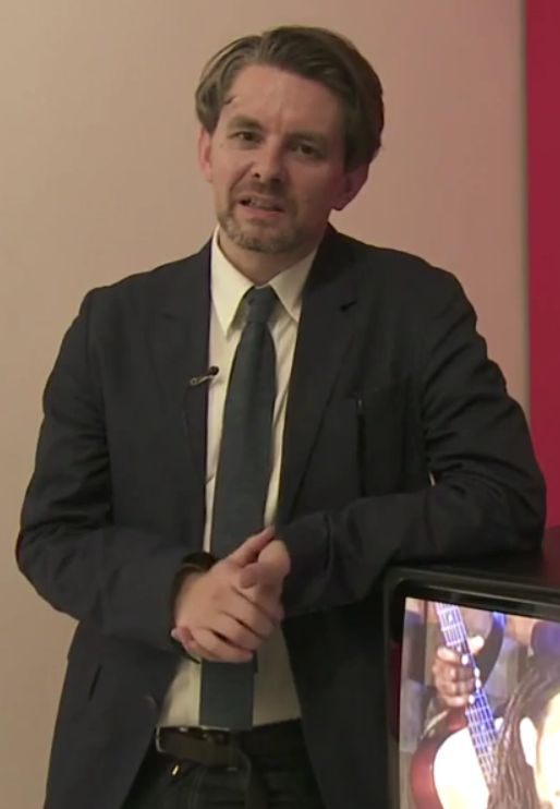 Jeremy Millar