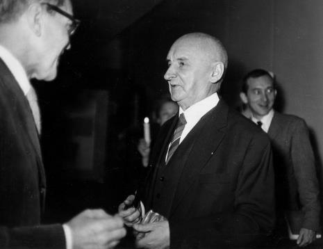 Kajetan Sosonowski i Henryk Stażewski