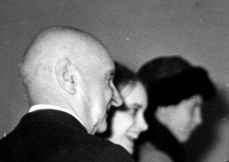 Z lewej Henryk Stażewski