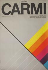 [Plakat]  Eugenio Carmi. Dzieła najnowsze […]