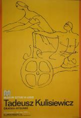 [Plakat] Tadeusz Kulisiewicz. Grafika – rysunek […]