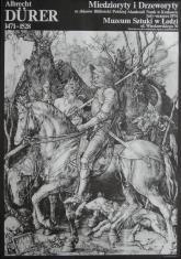 [Plakat] Albrecht Dürer 1471-1528. Miedzioryty i drzeworyty ze zbiorów Biblioteki Polskiej Akademii Nauk w Krakowie […]