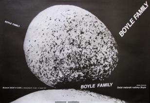 [Plakat]  Boyle Family. Świat malarski rodziny Boyle […]
