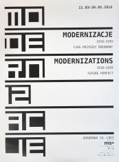 [Plakat]  Modernizacje 1918-1939. Czas przyszły dokonany […]