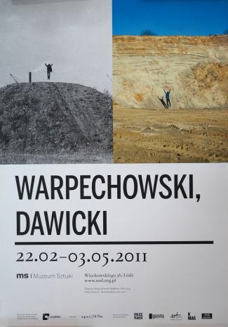 [Plakat] Warpechowski, Dawicki […]