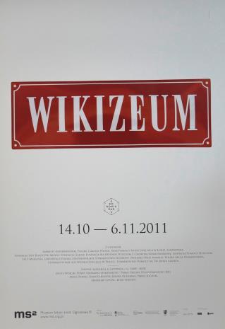 [Plakat] Wikimuzeum […]