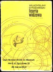 [Plakat] Teoria Widzewa, czyli Widzew chodzi do muzeum […]