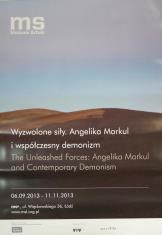 [Plakat]  Wyzwolone siły. Angelika Markul i współczesny demonizm […]