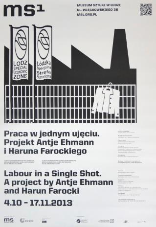 [Plakat] Praca w jednym ujęciu. Projekt Antje Ehmann i Haruna Farockiego […]